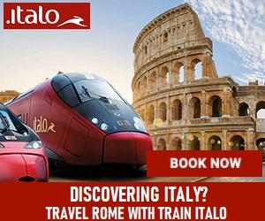 Viaja con Italo, haciendo del viaje una experiencia valiosa para sus pasajeros